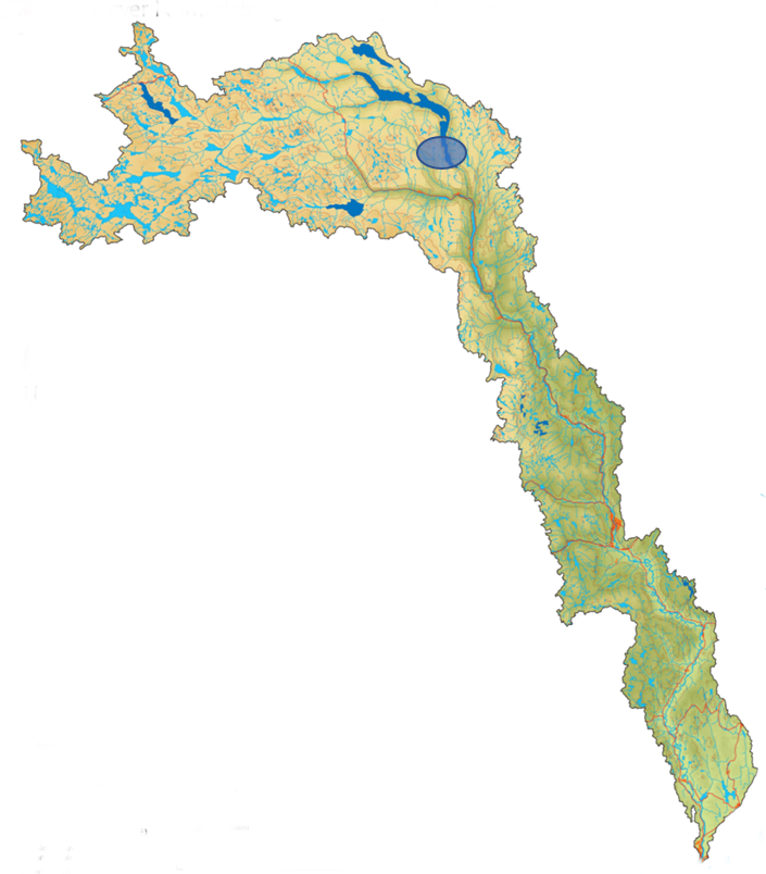 Tunhovdfjorden